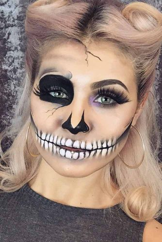Sugar Skull Makeup Ideas picture 1