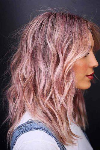 Pink Hair #wavyhair #pinkhair