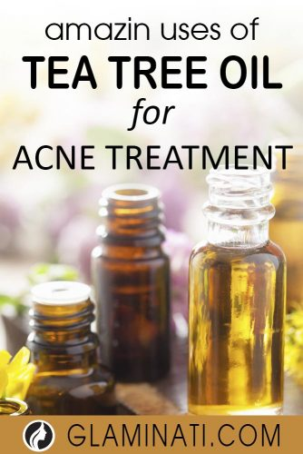 How to Use Tea Tree Oil for Acne Treatment