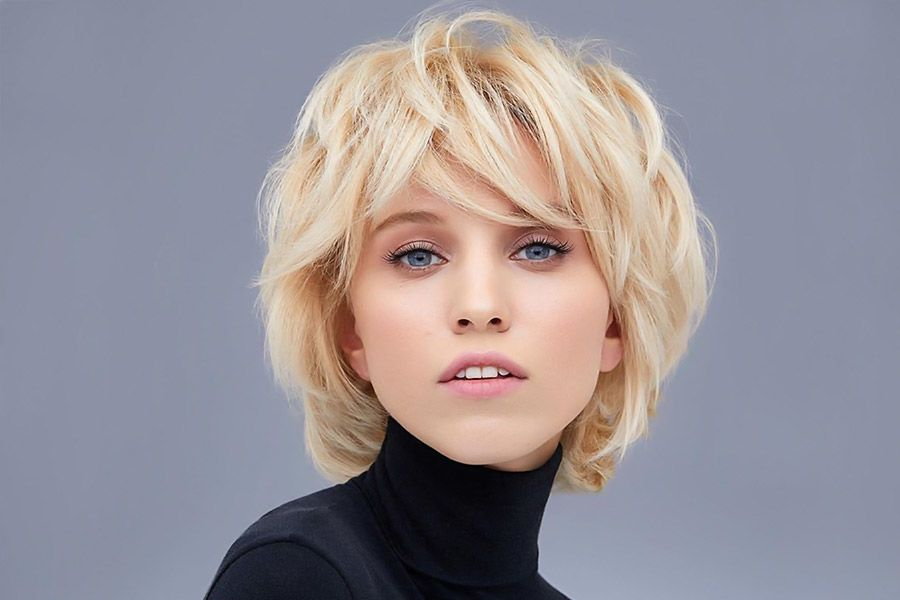 Astonishing Layered Haircuts with Bangs Nice and Trendy