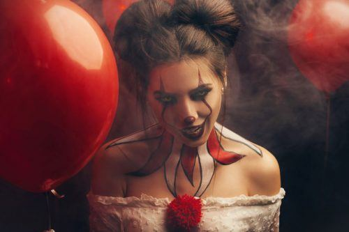 Horribly Exciting Scary Halloween Makeup Ideas