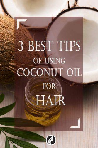 Coconut Oil as a Conditioner