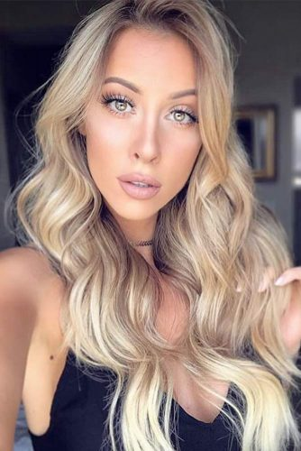 The Trendiest Blonde Hair Colors picture 6
