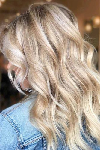 The Trendiest Blonde Hair Colors picture 3
