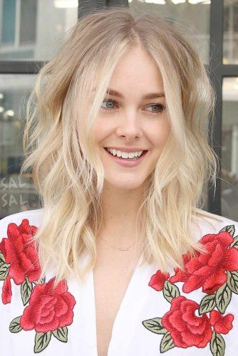 Color Melt Balayage on Blonde Hair picture 5