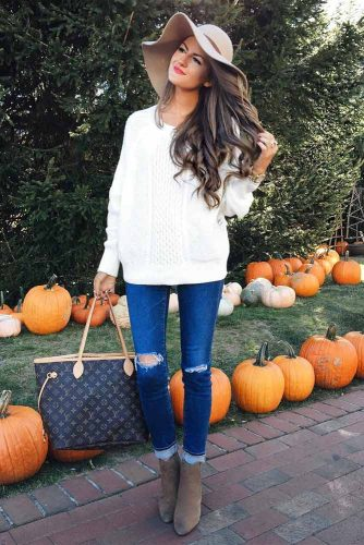 Fall Outfits for Heading to the Pumpkin Patch picture 3
