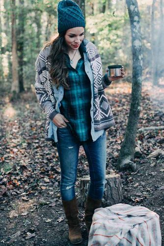Fall Combinations For Bonfire Outfits picture 1