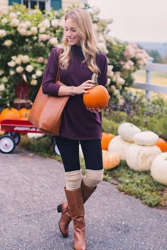 Fall Outfits for Heading to the Pumpkin Patch picture 1