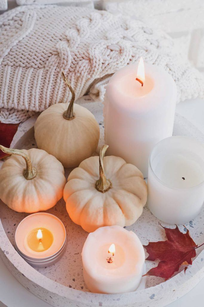 Cozy Thankgiving Decor Idea