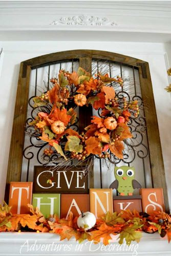 Funny Thanksgiving Decorations for Kids picture 6
