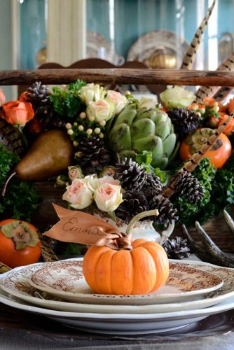 Lovely DIY Thanksgiving Decorations picture 2
