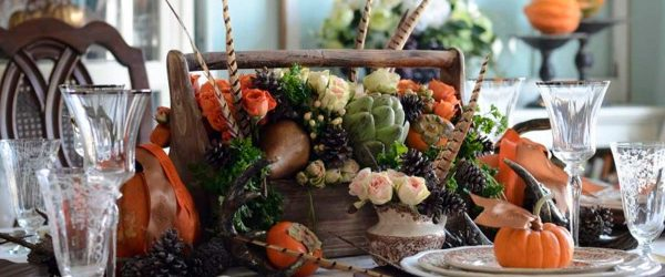 24 Totaly Creative Thanksgiving Decorations to Stun Your Guests