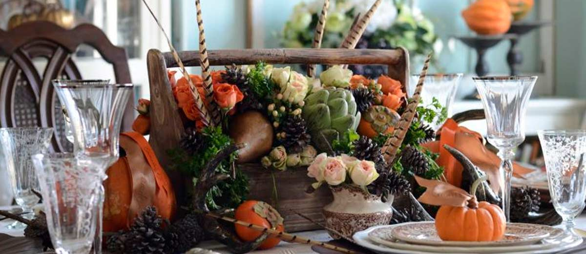 Totaly creative thanksgiving decorations to stun your