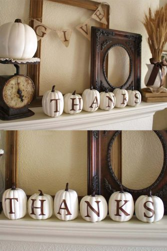 Lovely DIY Thanksgiving Decorations picture 5