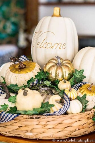 Lovely DIY Thanksgiving Decorations picture 3