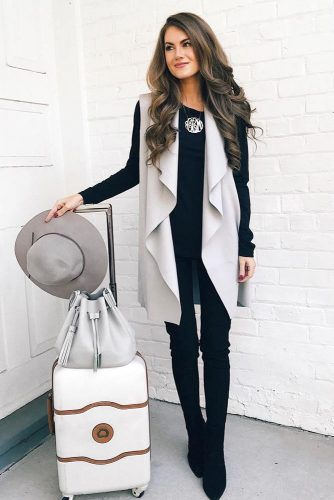Newest Fall Travel Outfits picture 4