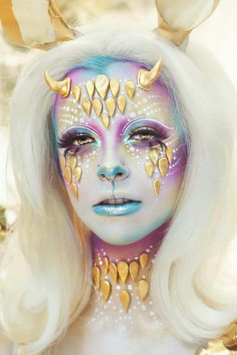 Fantasy Makeup Looks picture 1