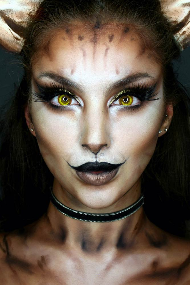 Fresh Fantasy Makeup Ideas picture 2