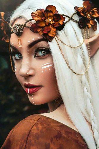 Fresh Fantasy Makeup Ideas picture 1