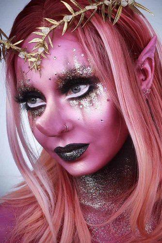 Troll Makeup Idea #trollmakeup