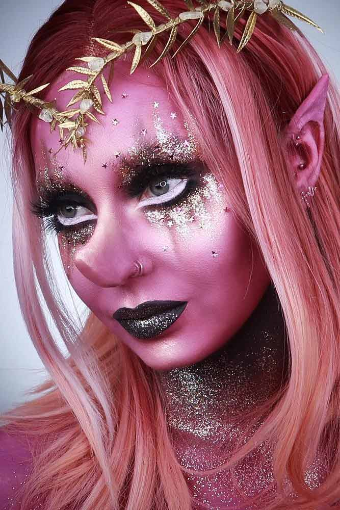 Troll Makeup Idea #trollmakeup