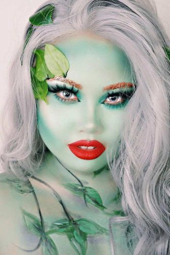 33 Fantasy Makeup Ideas To Learn What It's Like To Be In