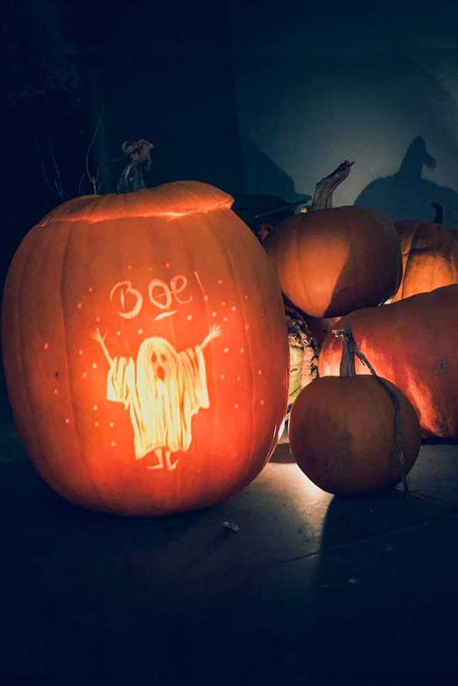 Scary and Fairy Pumpkin Carving picture 3