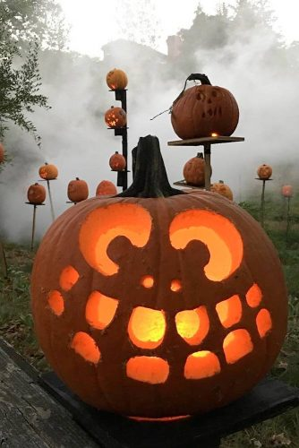 Spooky Pumpkin Carving Ideas picture 3