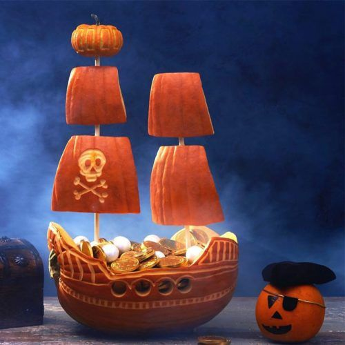 Ghost Ship Carving Idea #ghostship