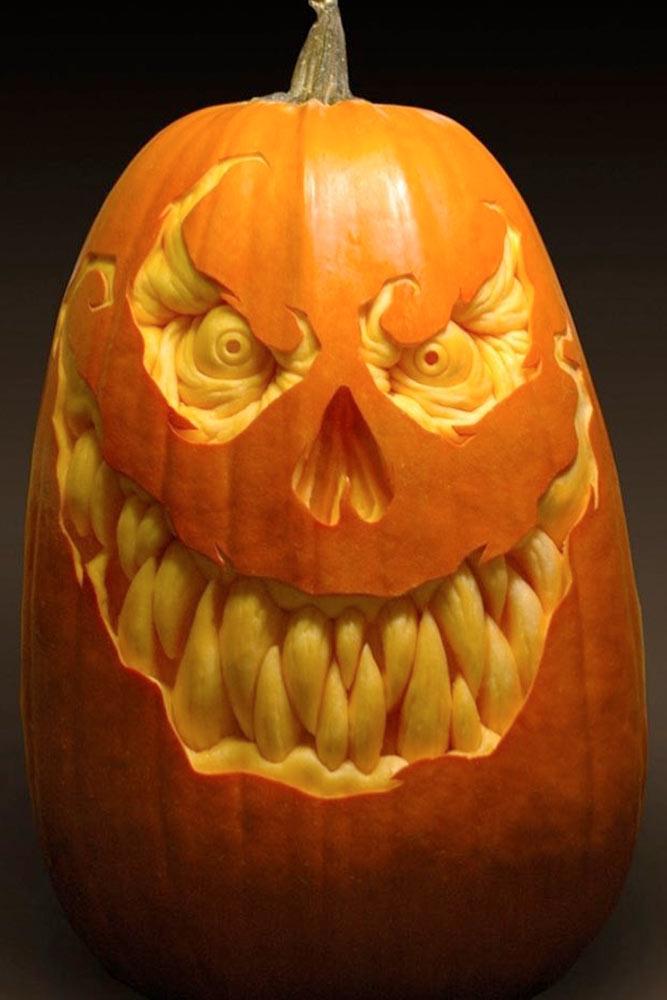 Spooky Pumpkin Carving Ideas picture 1