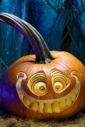 Scary and Fairy Pumpkin Carving picture 1