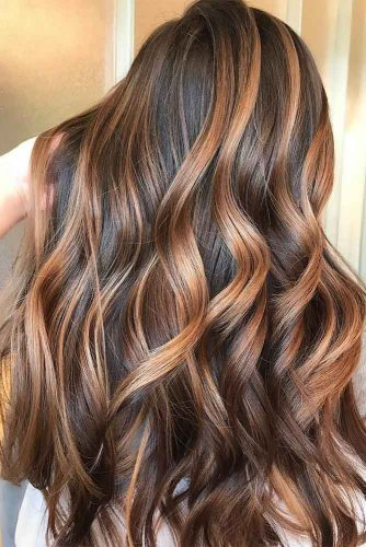 Beautiful Ideas with Highlights for Long Hair Picture1