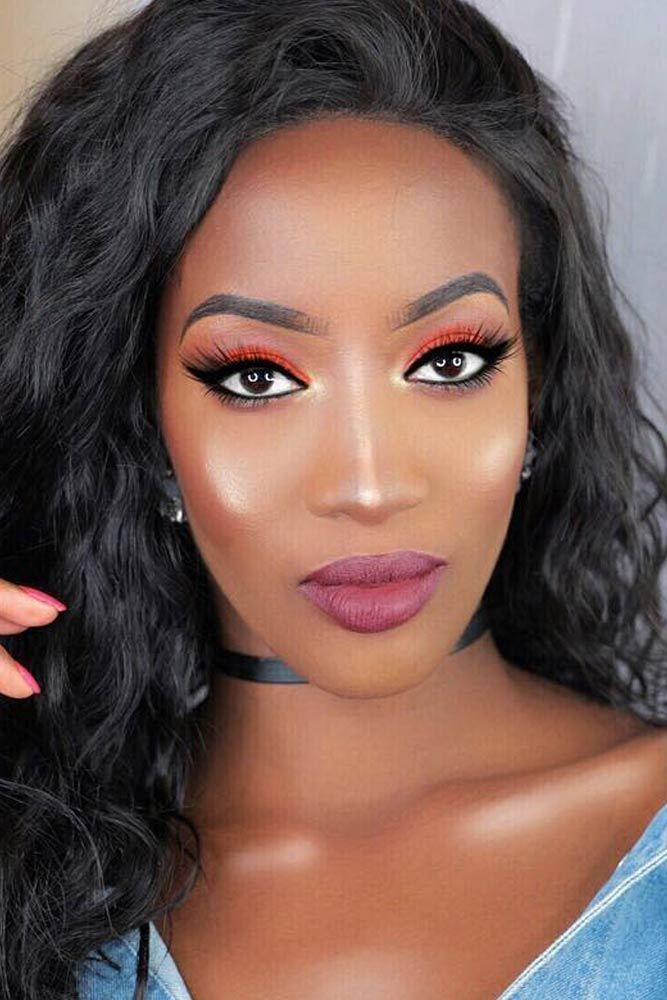 Party Make Up for Darker Skin Tones picture 6