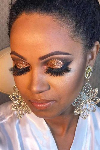 Party Make Up for Darker Skin Tones picture 1