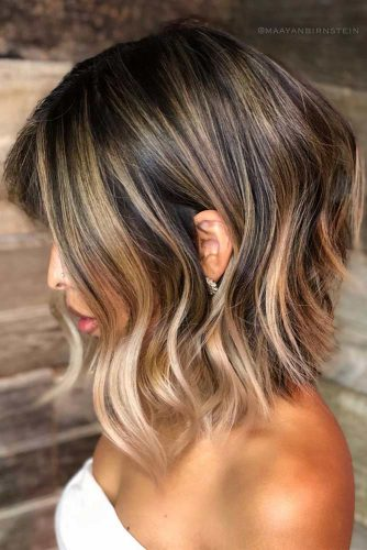 Bombshell Ideas for Medium Haircuts picture 3