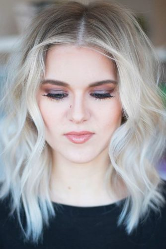 Bombshell Ideas for Medium Haircuts picture 1