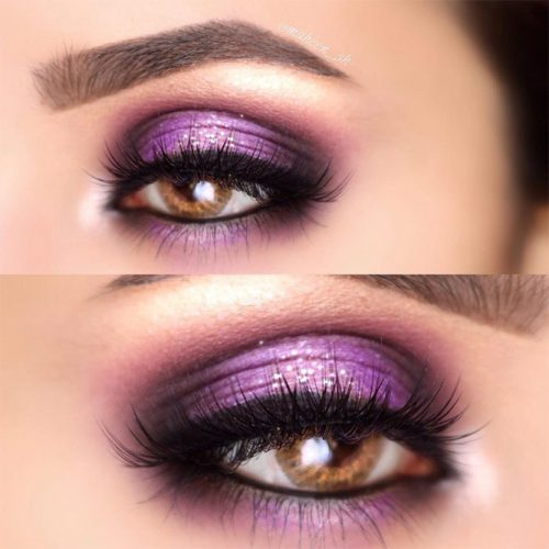 Smokey Eye Makeup Looks for Brown Eyes picture 2