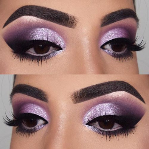 Smokey Eye Makeup Looks for Brown Eyes picture 1