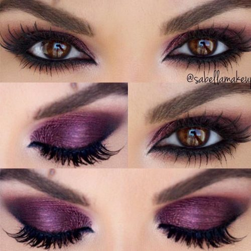 Smokey Eye Makeup Looks for Brown Eyes picture 5
