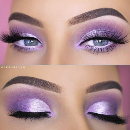 Smokey Eye Ideas for Girls with Blue Eyes picture 6