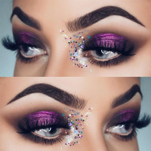 Smokey Eye Ideas for Girls with Blue Eyes picture 2