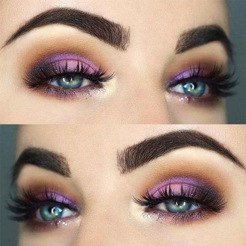 Smokey Eye Ideas for Girls with Blue Eyes picture 1