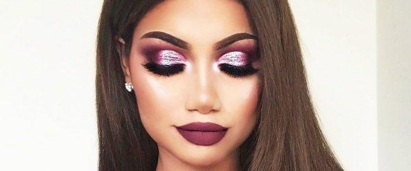 18 Purple Smokey Eye Makeup Ideas to Open the Party Season