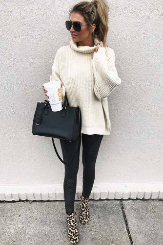 Comfy and Warm Outfit Ideas picture 1