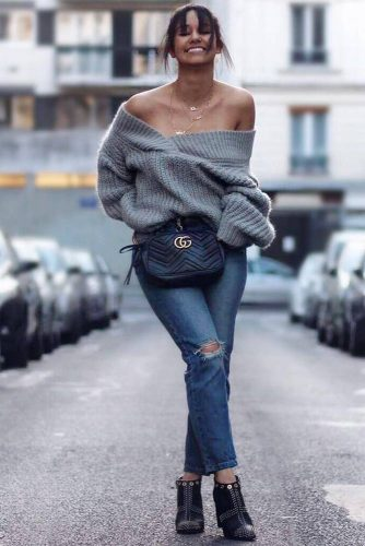 Comfy and Warm Outfit Ideas picture 5