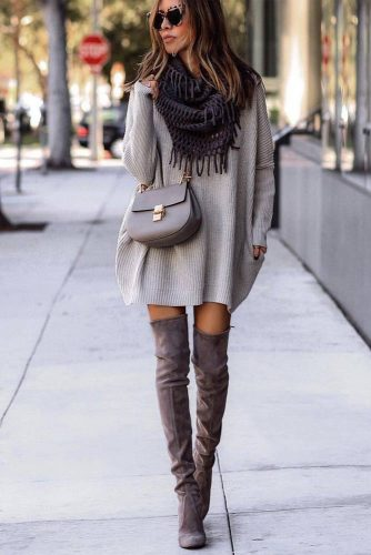 Comfy and Warm Outfit Ideas picture 2
