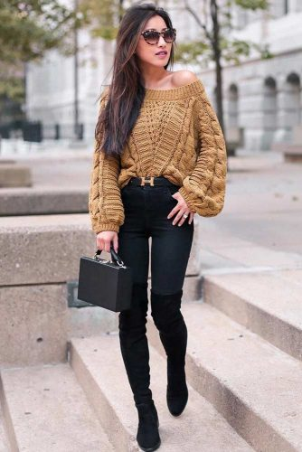 Comfy and Warm Outfit Ideas picture 3