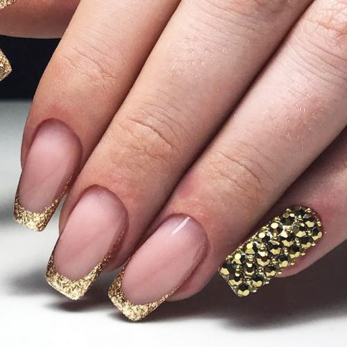 Cute Shimmer Nails for Any Occasion picture 1