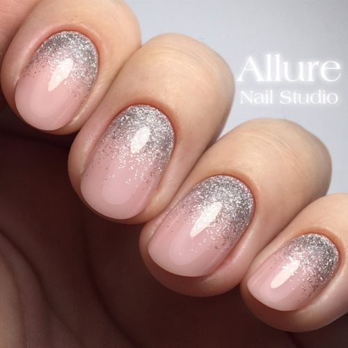Awesome Sparkly Designs for Natural Nails picture 5