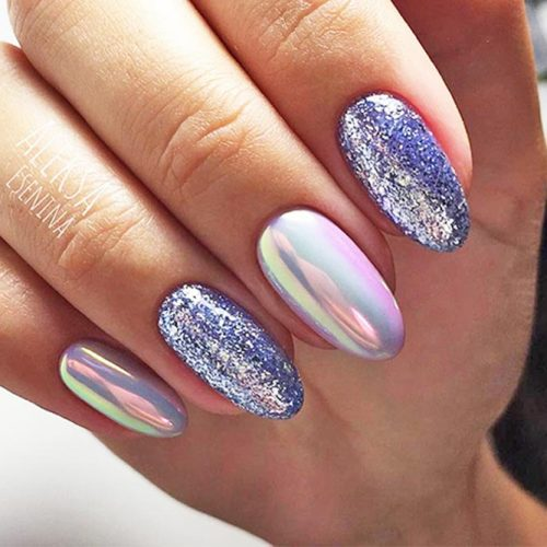 Awesome Sparkly Designs for Natural Nails picture 3